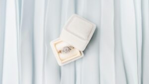 photo of a diamond ring for an insurance blog about extra protection for your valuables