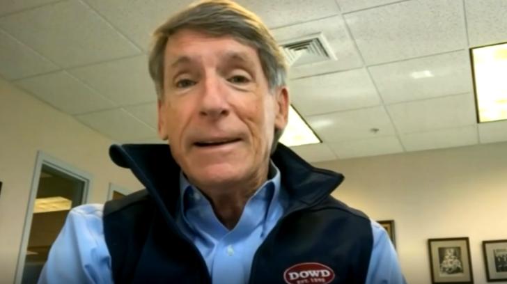 JOhn Dowd discusses business interruption insurance
