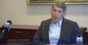 John Dowd discusses insurance extensions and rebates