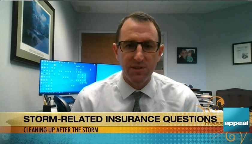 Dave talks about coverage for storm damage