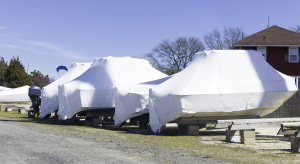 Winter storage for recreational vehicles