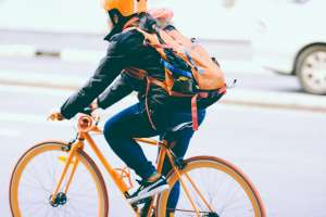 Summer cycling safety