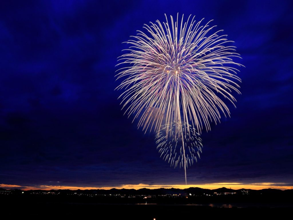 celebrating the New Year with fireworks and insurance best practices